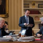 Trump reportedly considering huge White House shake-up