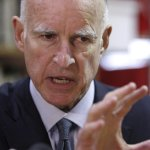 Jerry Brown: California Taxpayers are 'Freeloaders'