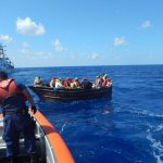 For The First Time In Seven Years, Coast Guard Picks Up Zero Cuban Migrants