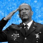 Milwaukee Co. Sheriff David Clarke Says He's Taking Homeland Security Job