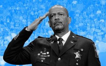 Milwaukee Co. Sheriff David Clarke Says He's Taking Homeland Security Job – True Pundit