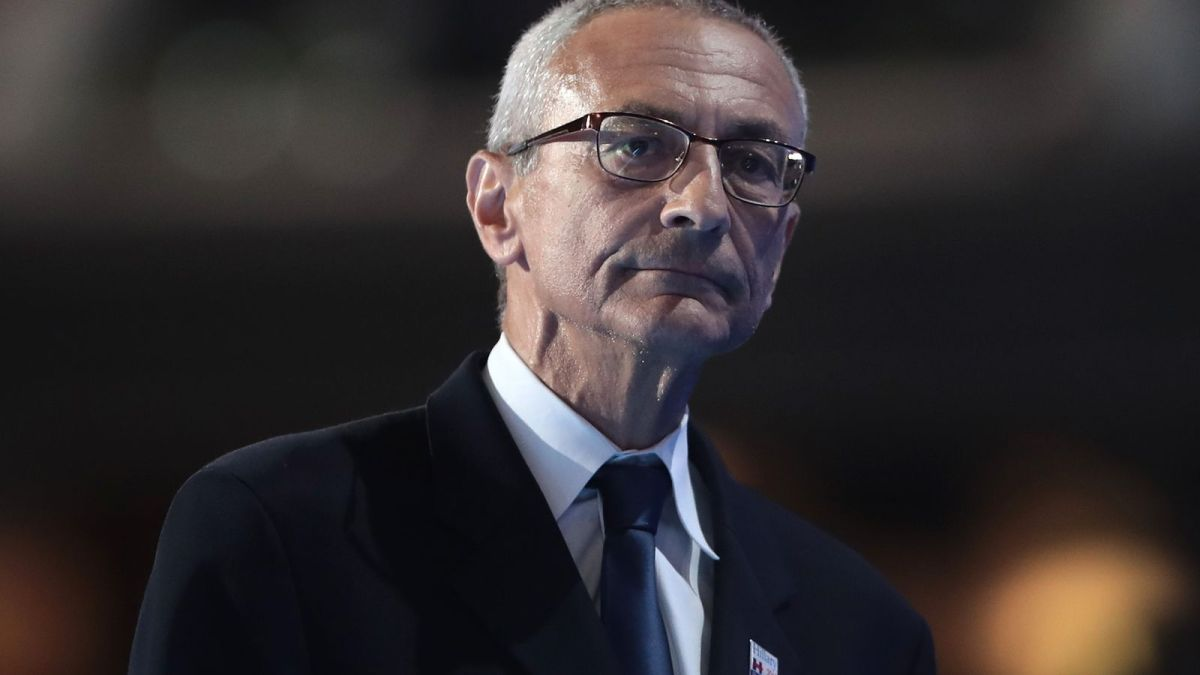 These Two Tweets From John Podesta Show The Democratic Schizophrenia