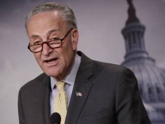 Schumer Supports Blocking Confirmation Of New FBI Director Until Special Prosecutor Is Appointed – True Pundit