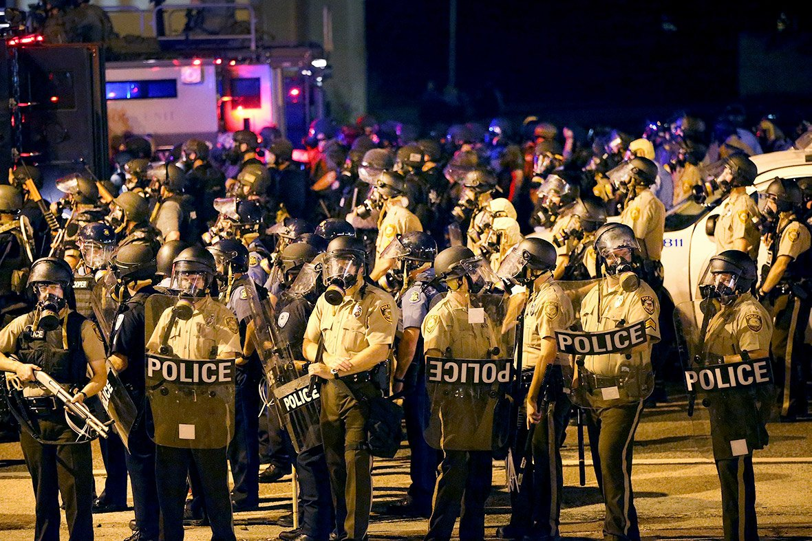 FBI Report: Media Narrative Inspires Violence Against Police