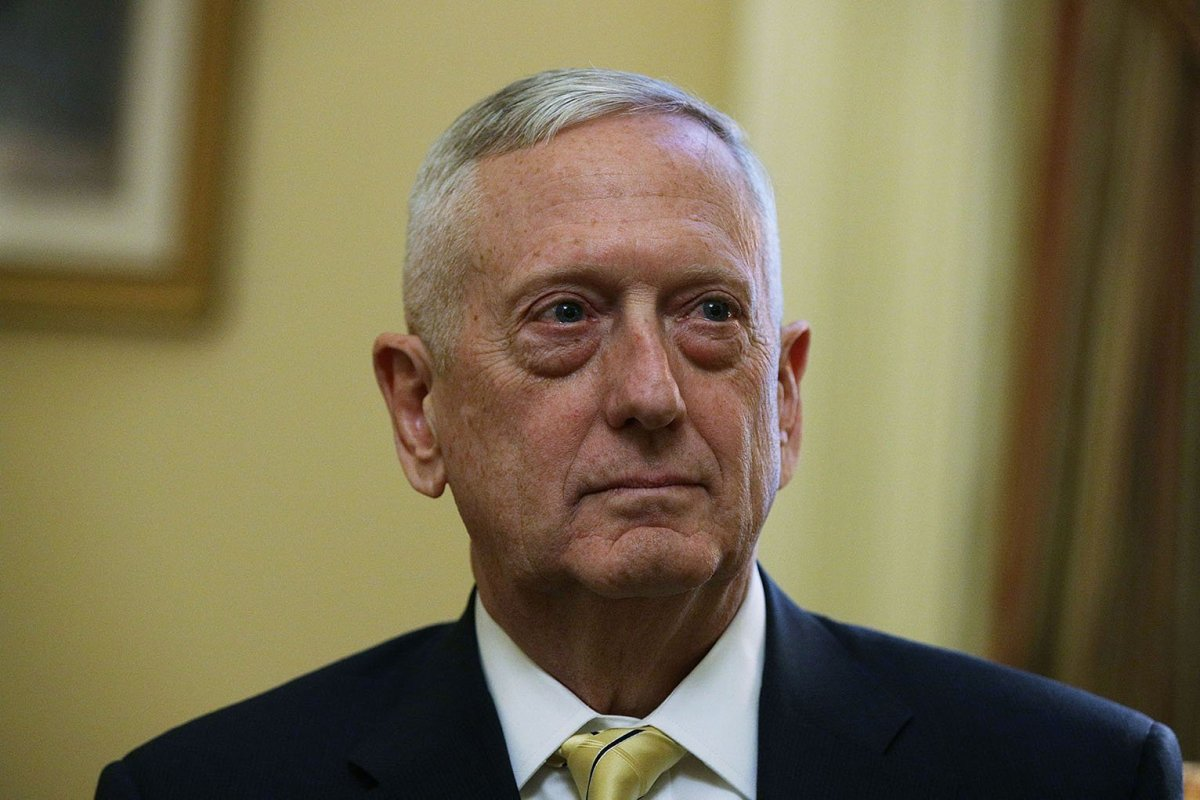 Defense Secretary Jim Mattis: North Korea a 'clear and present danger'