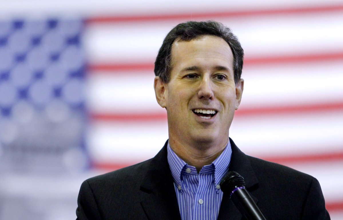 Santorum On Mueller: 'He's Obviously Got The Long Knife Out For The President'