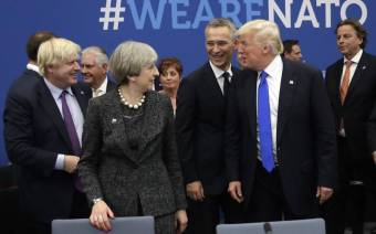 Trump: I'm 'Absolutely Committed' To Article 5 Of NATO Treaty – True Pundit