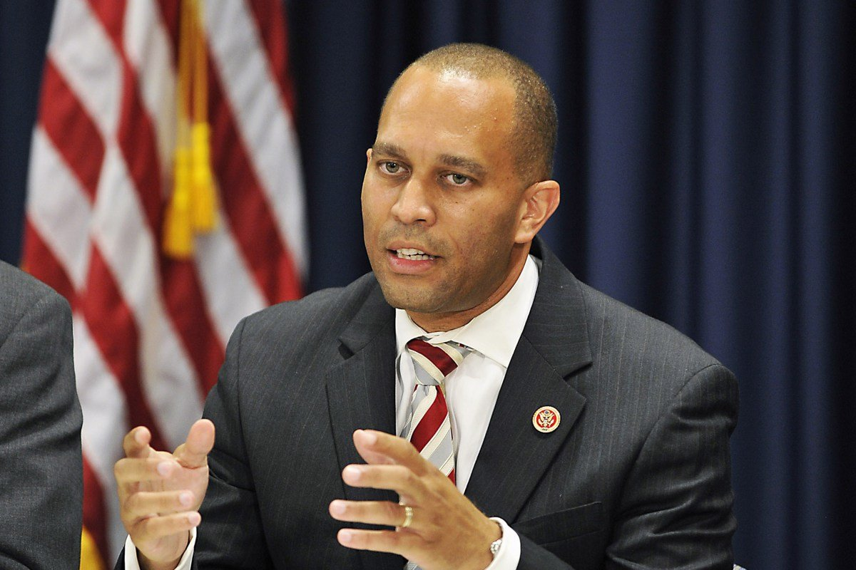 Dem Rep Hakeem Jeffries SNAPS: 'Every Racist In America Voted For Donald Trump' (VIDEO)