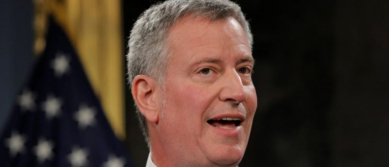 Bill De Blasio's Stunning Hypocrisy In Telling People Not To Use Children As 'Political Pawns'