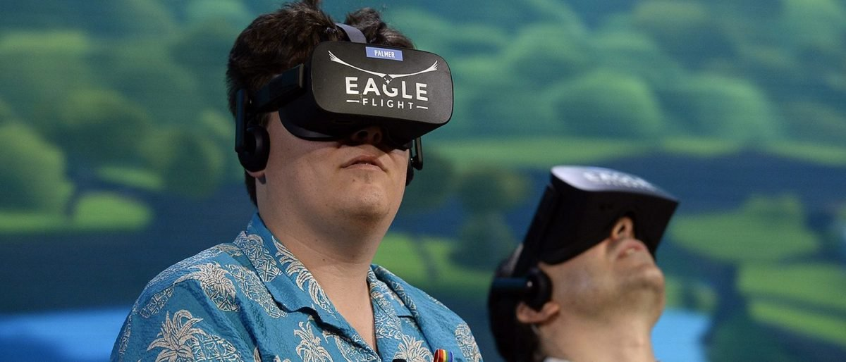 Oculus Founder Palmer Luckey Blasts The Verge Over 'Fake News'