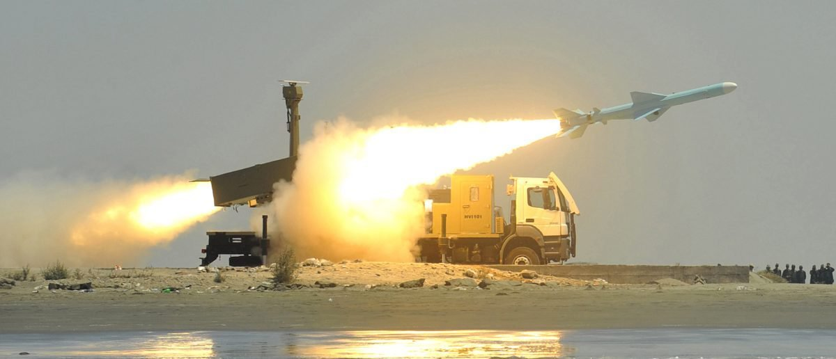Iran's Missile Strike On ISIS Was Coordinated With Assad, Went Through Iraqi Airspace
