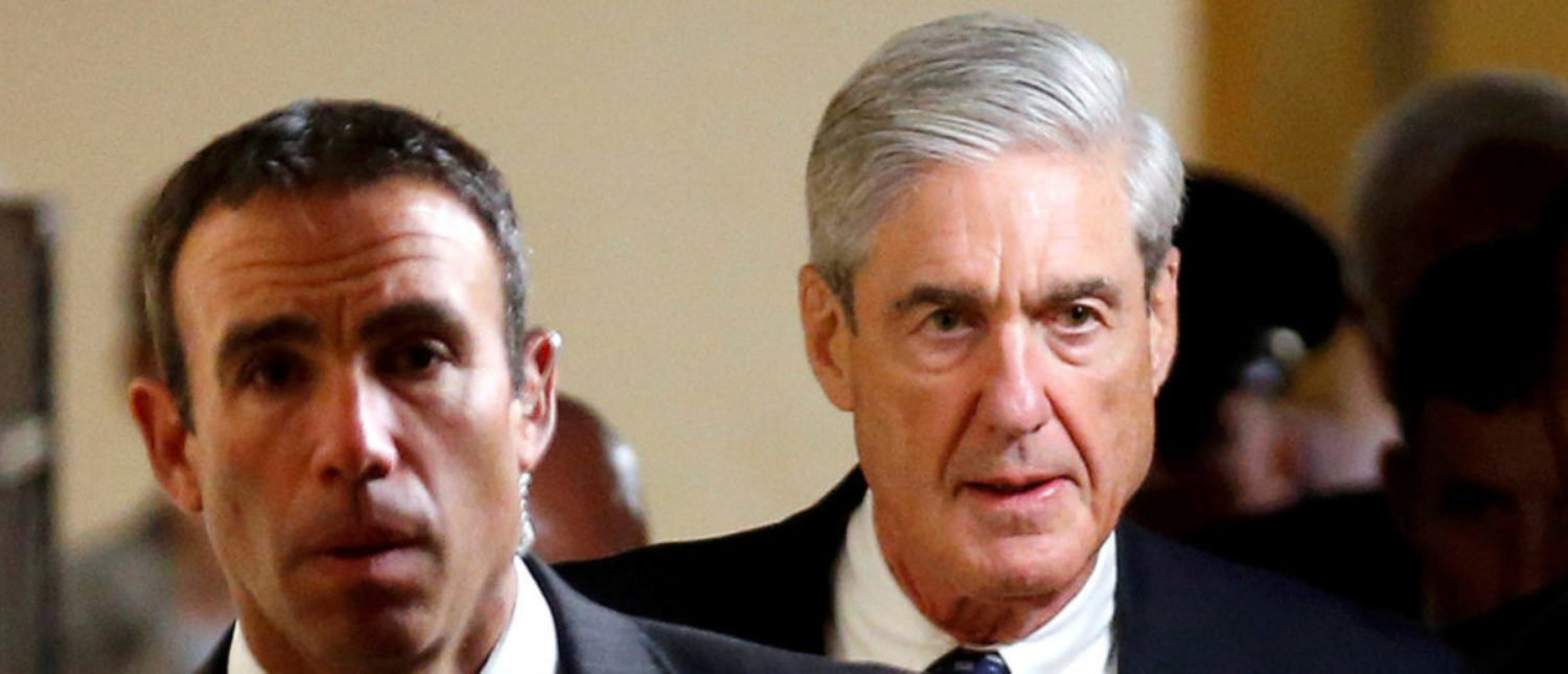 Mueller's Probe Could End Up Leaking All Of Trump's Personal Information