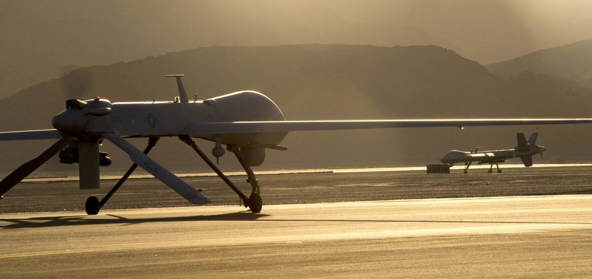 4 Additional Key Terrorists Killed In Drone Strike On ISIS Leader, US Reveals