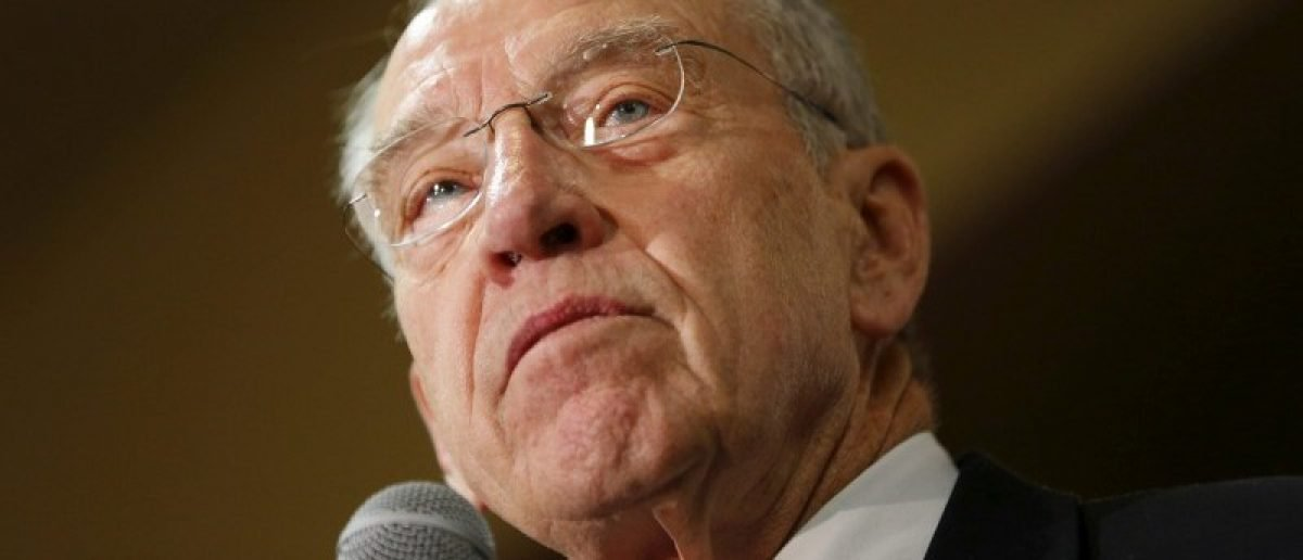 EXCLUSIVE: Watchdog Gave Grassley False Info, Omitted Crucial Details