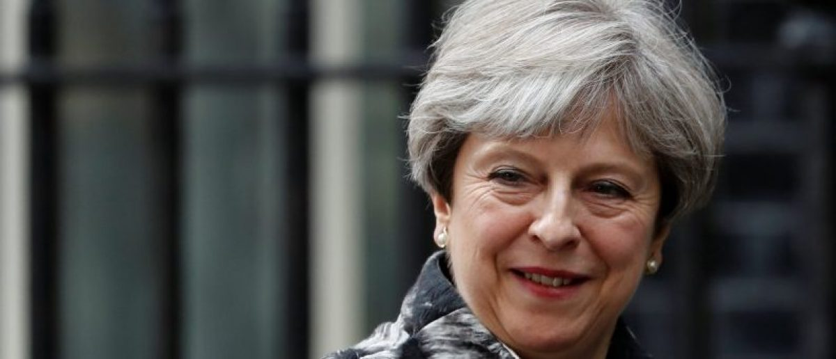 Theresa May Backed To Stay In Office For Now