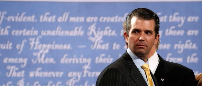 Trump Jr. Emails Prove 'Russia Collusion' Is Even Dumber Than You Thought