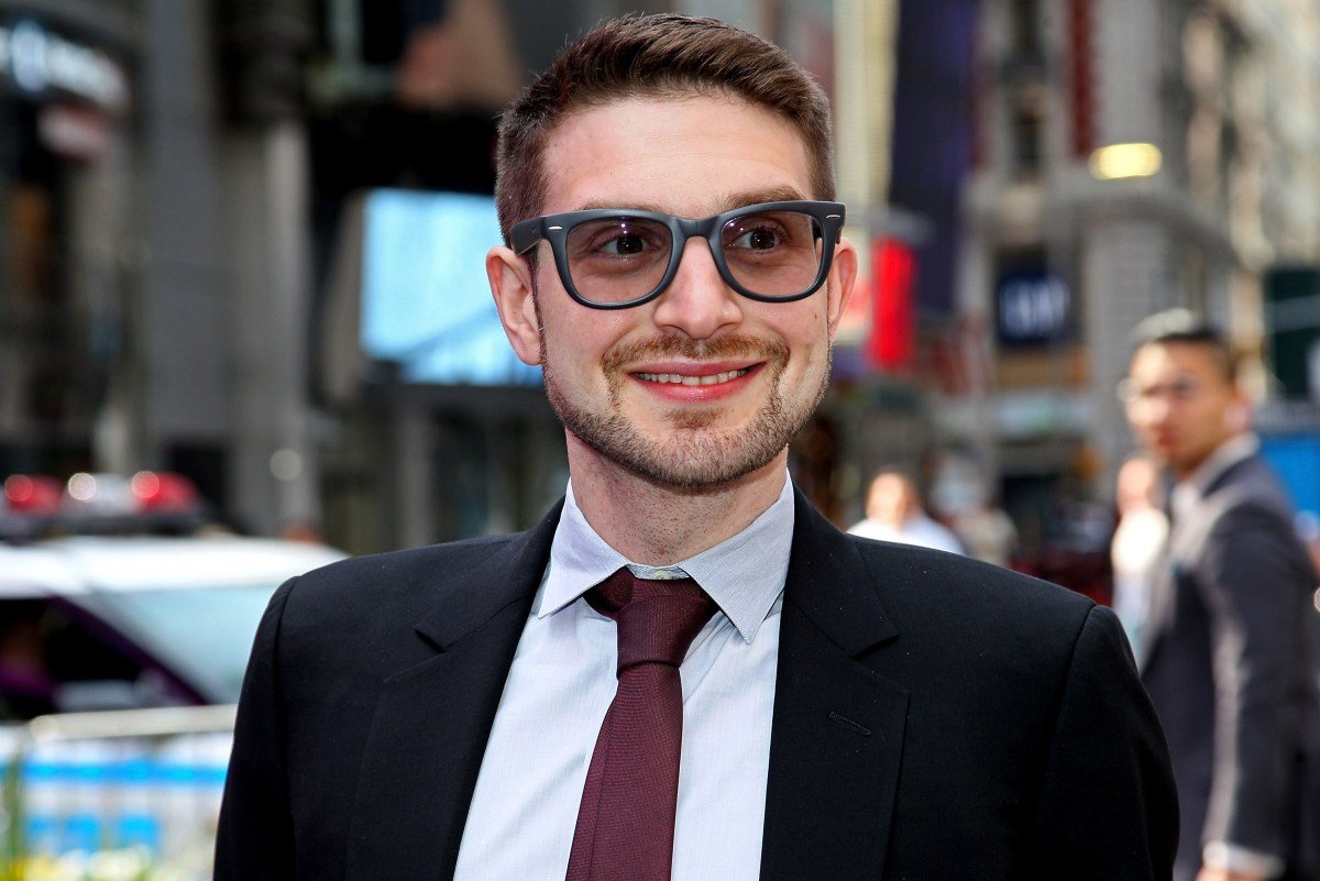 George Soros' Son Has Been Day Drinking With Democratic Leadership