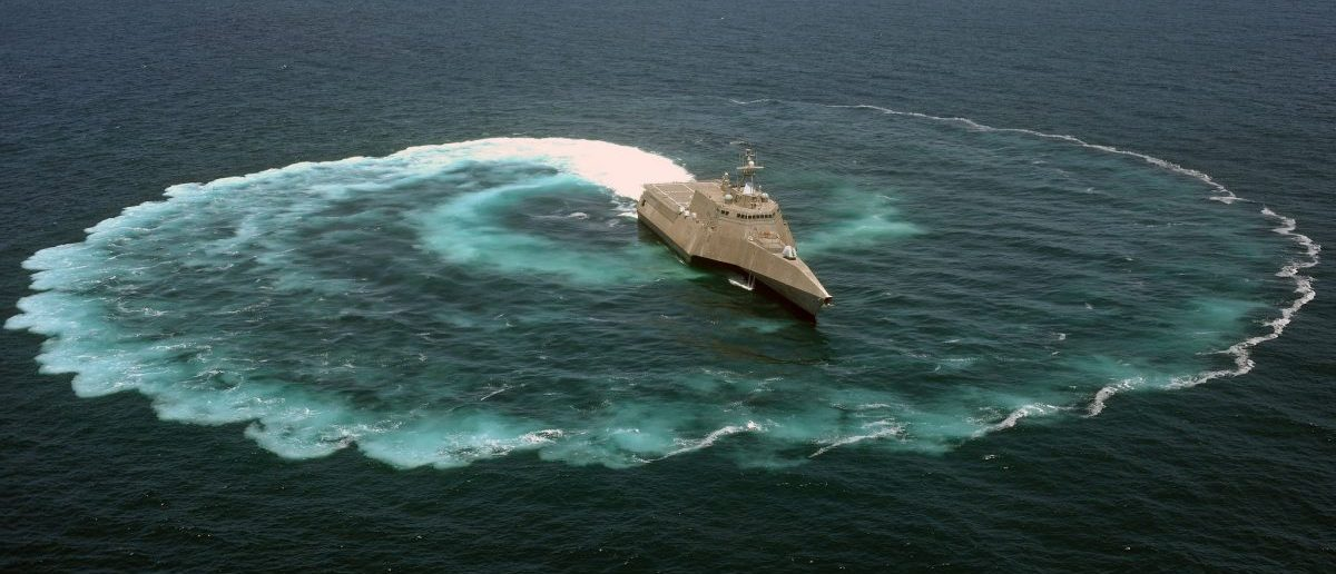 Why Trump's Budget Only Called For One New Ship, Despite Campaign Promises
