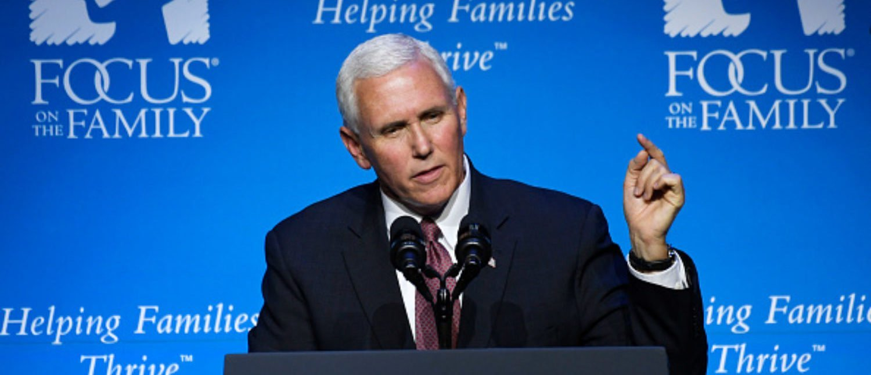 VP Pence To Congress: 'Do Your Job'