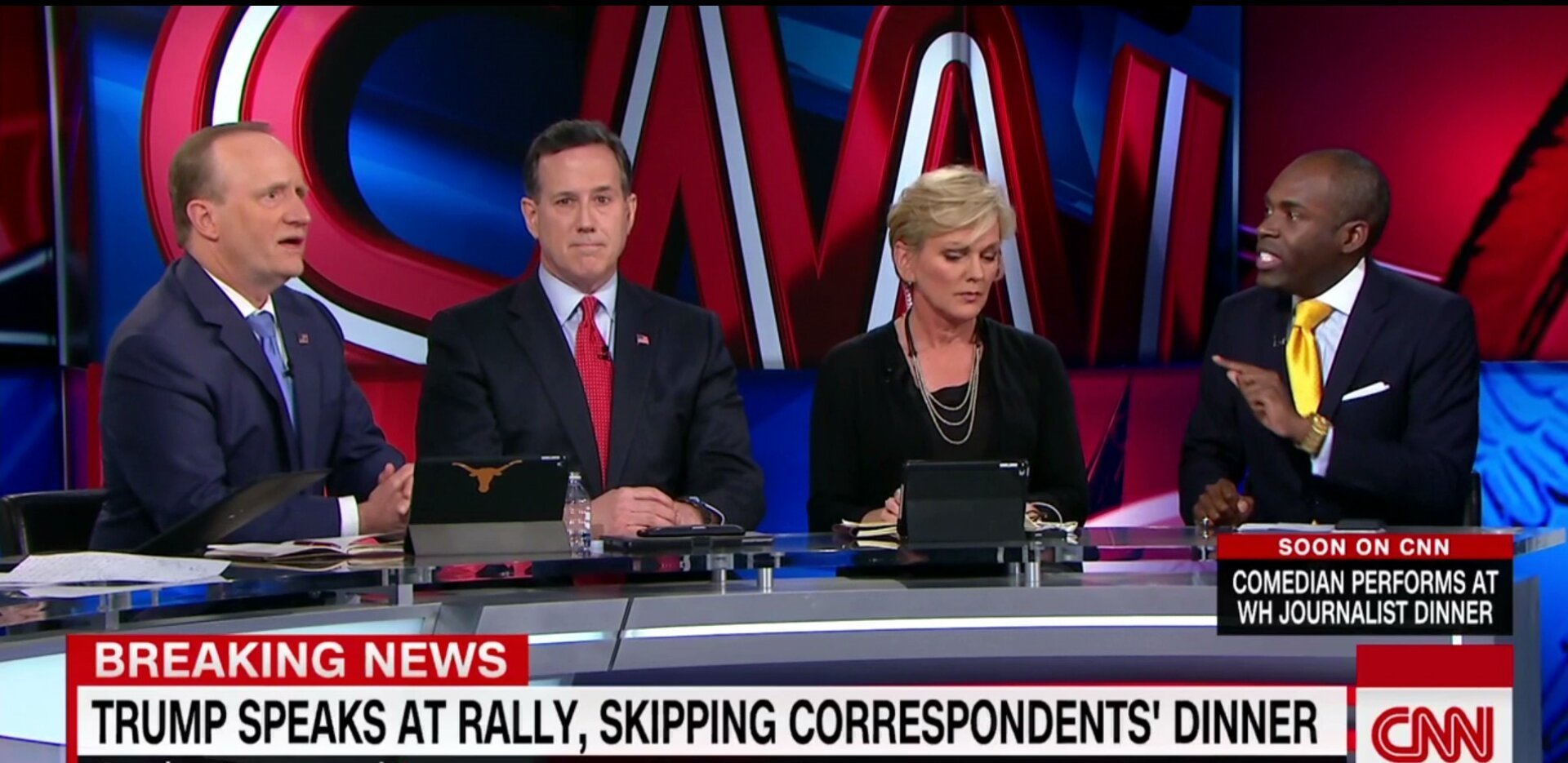 GOP Strategist Educates Befuddled CNN Panel on Why President Trump Is So Hostile to Them