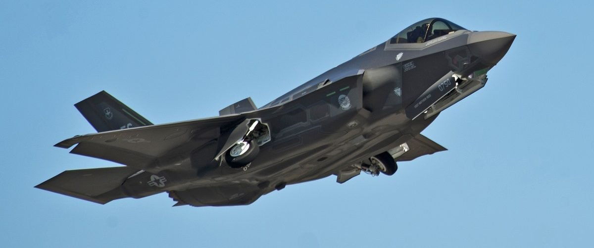 Air Force Grounds F-35s After Reports Of Serious Oxygen Deprivation