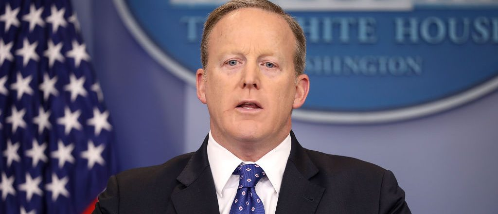 Spicer Just Abruptly Ended His First Press Briefing In 15 Days When A Reporter Asked Him About This