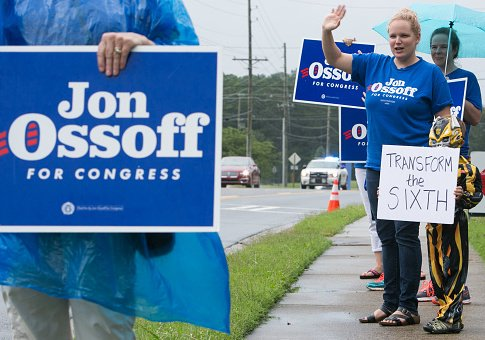 Some Dem Insiders Laughed All The Way to The Bank After GA Jon Ossoff Lost to GOP Opponent