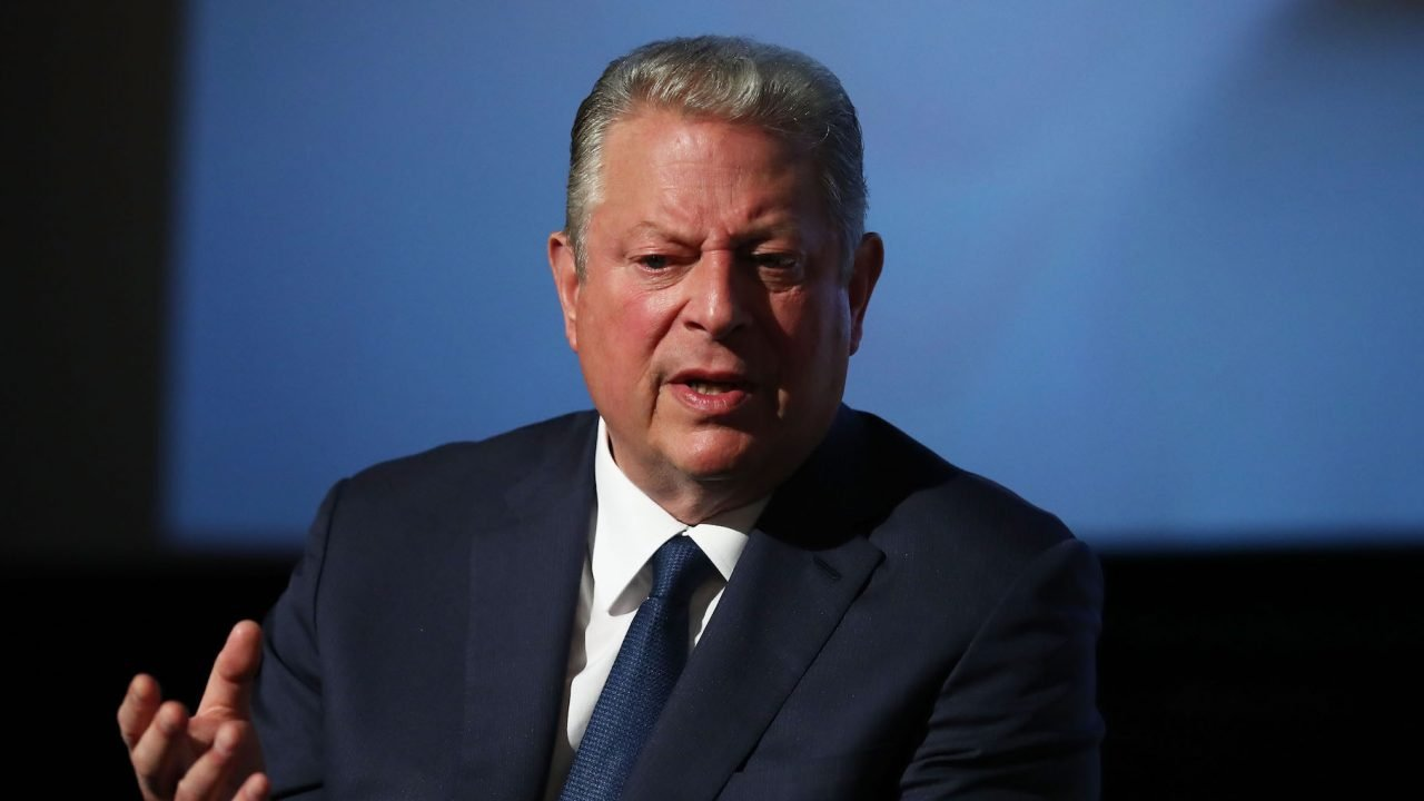 Al Gore has an interesting theory about climate change and how it helped put Trump in office