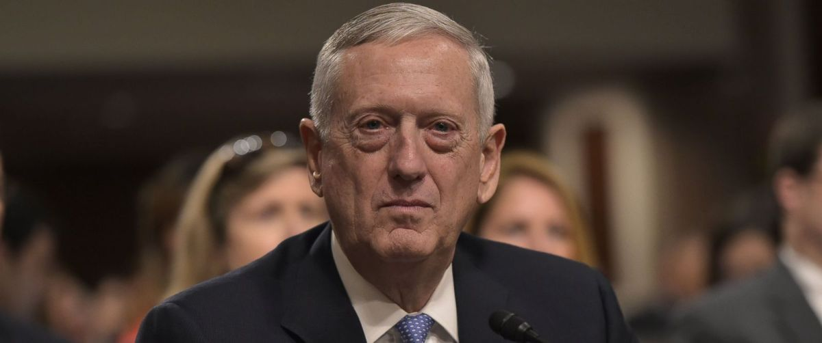Mattis's All Out Assault On ISIS's Capital Is Just 'Days' Away (VIDEO)