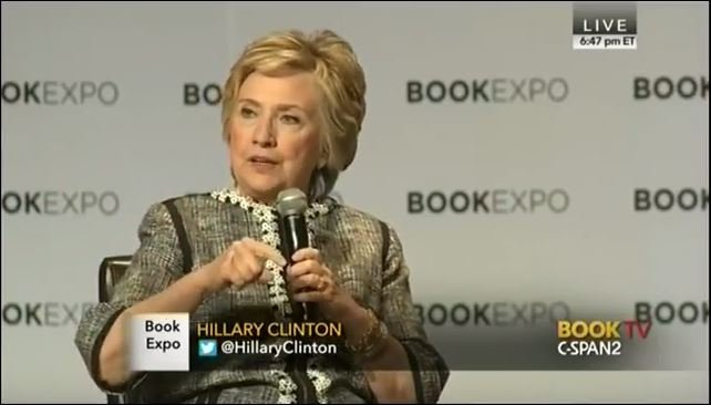 Bitter Hillary belittles achievements of female foreign leaders to rationalize loss - The American Mirror