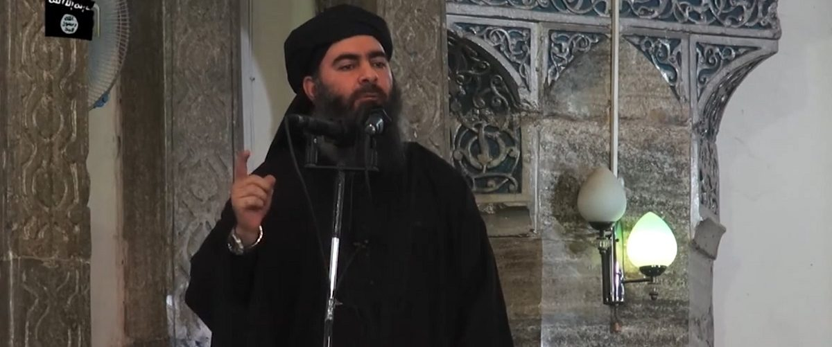 Syrian Observatory For Human Rights Claims ISIS Leader Has Been Killed
