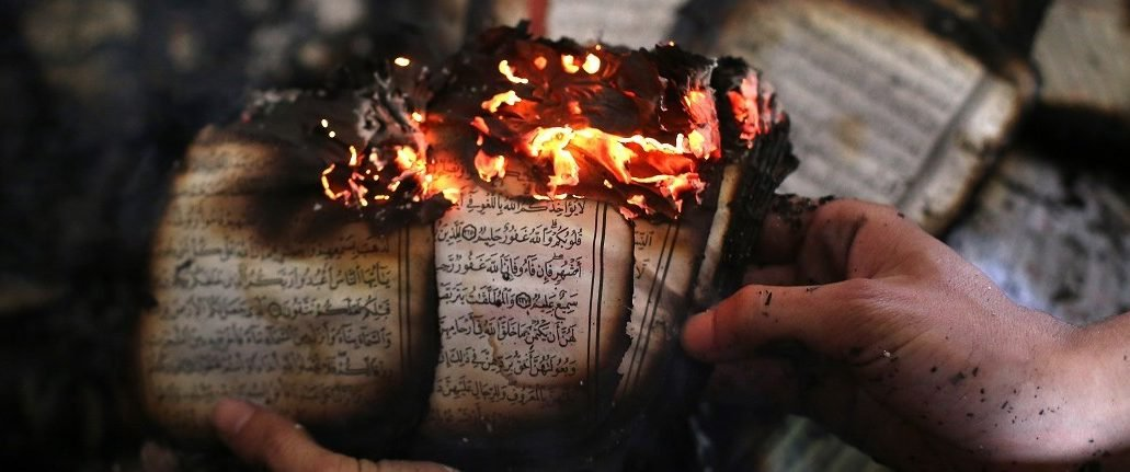 UK Arrests Koran Burners For 'Racial Hate' While 3,000 Known Jihadis Roam Free