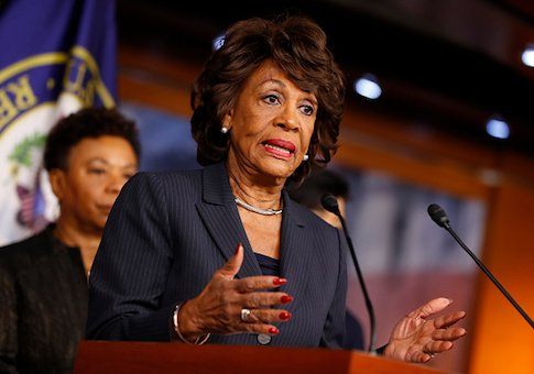 Maxine Waters Accuses Democratic Law School Professor of Being a 'Racist' in Defense of Trump