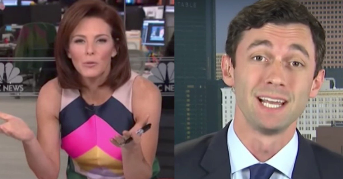 MSNBC Host Asks Dem Candidate the Most Obvious Question About Where He Lives