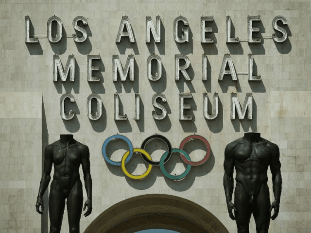 Los Angeles Olympics on the Way, Just a Matter of When - Breitbart