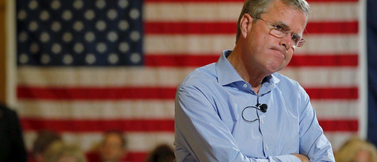 Jeb Bush Says Trump's Presidency Has Been 'Exhausting'