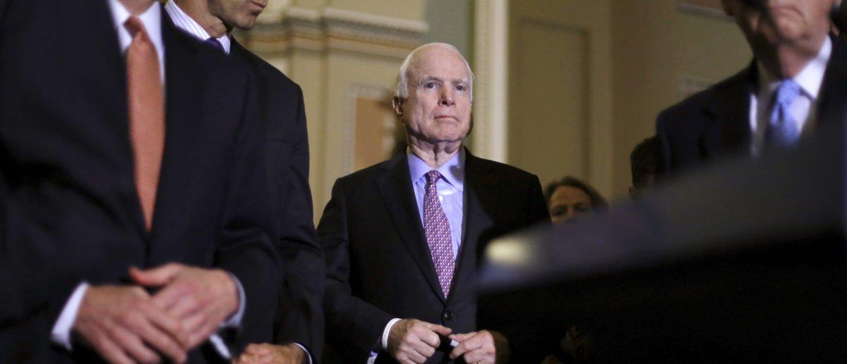 Professor 'Annoyed' Over Public Goodwill For 'War Criminal' John McCain