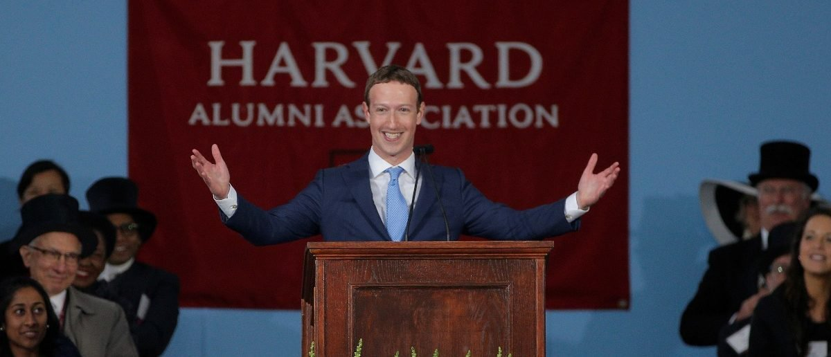 This Latest Zuckerberg Move Is Fueling Speculation He's Running For Office