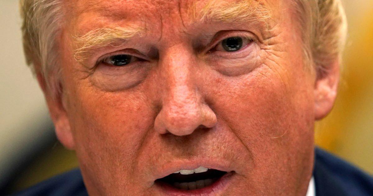 Trump Tells Senators To Cancel The August Recess