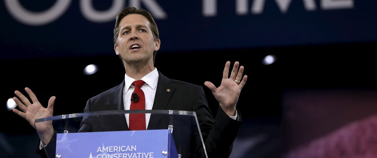Ben Sasse Refuses To Say If He'll Challenge Trump In 2020
