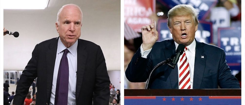Liberals Trash John McCain And Trump After McCain's Brain Cancer Diagnosis