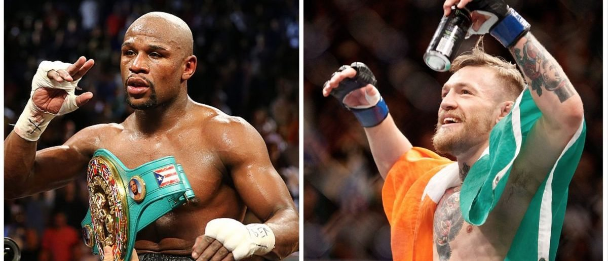 Report: Trump '100 Percent' Interested In Attending Mayweather-McGregor Fight