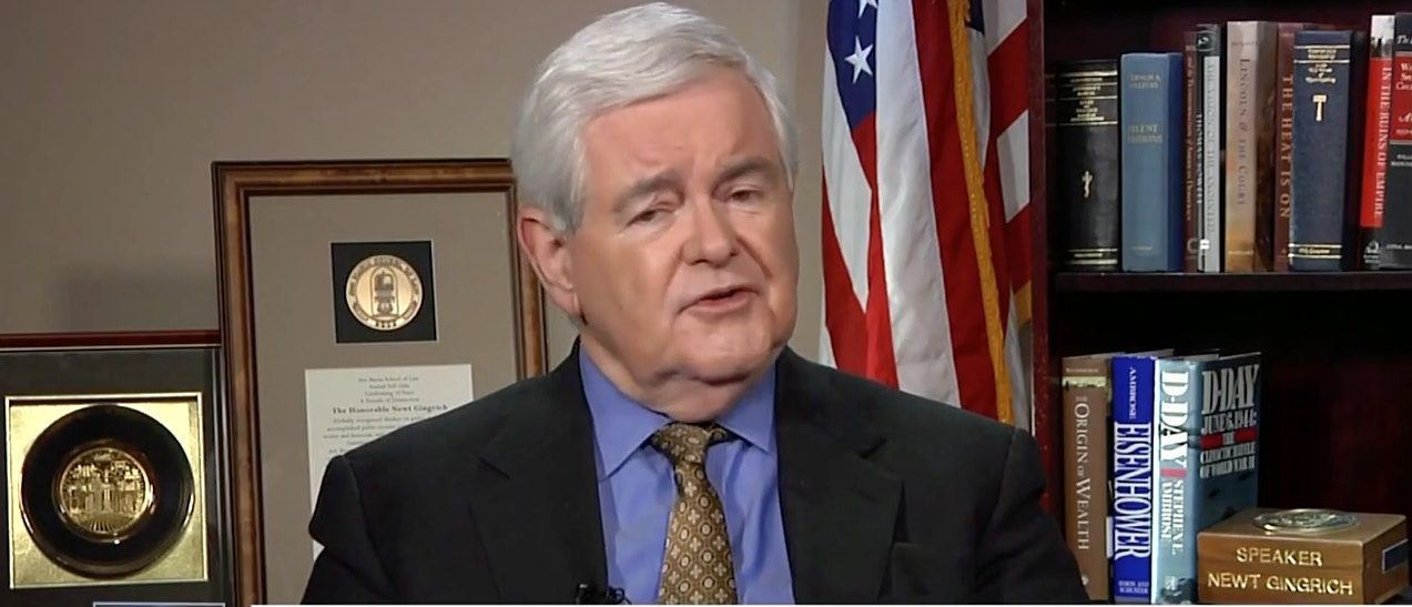 Gingrich Just Pointed Out The Major Problem With Late-Night Comedians