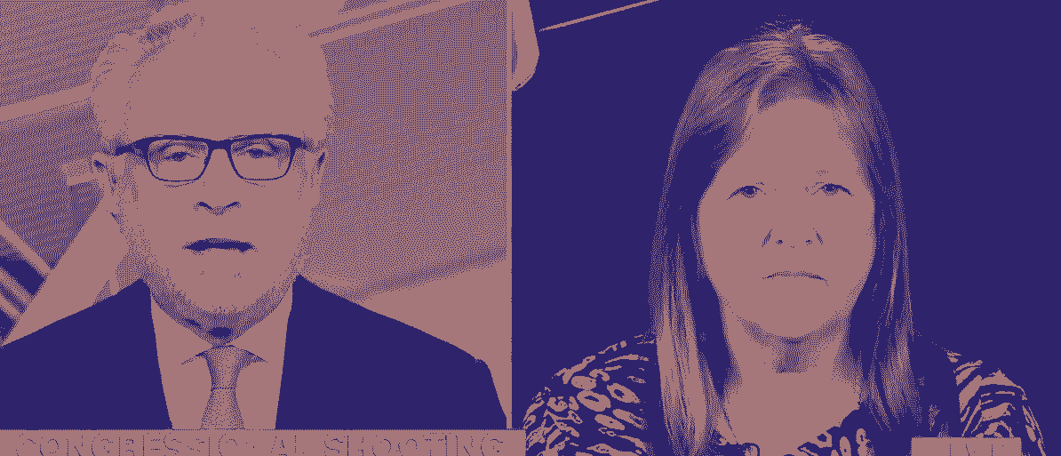 Sanders Is Blaming Everyone But Her Husband For Dangerous Rhetoric
