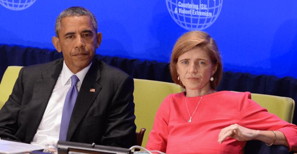 Obama's U.N. Ambassador Unmasked 'Hundreds' In Final Year Of Obama Admin