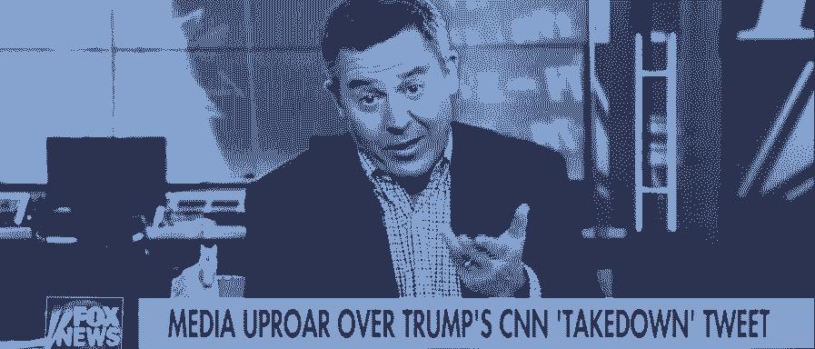 Fox Co-Host Calls CNN Commentator A 'Hairless Hall Monitor'