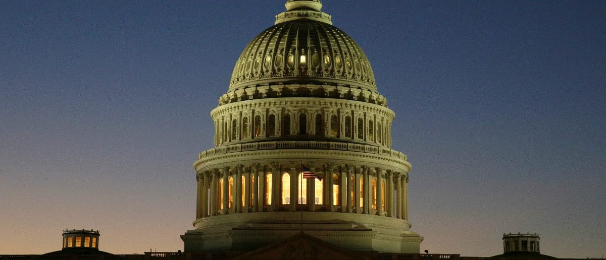 Another Farce Of Government-Shutdown Theater