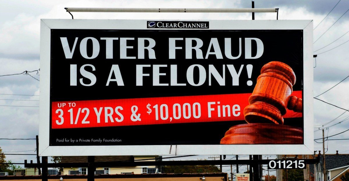 12 Staffers At Dem-Linked Group Charged With Voter Fraud