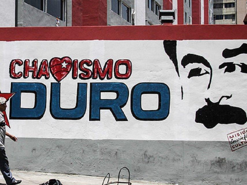 Venezuela Descends Into Predictable Dictatorship