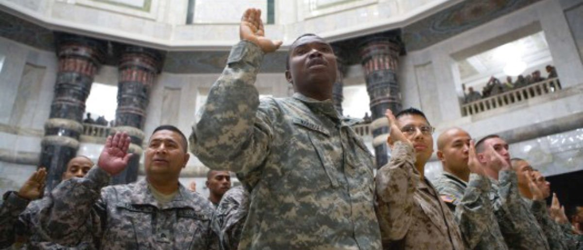 Report: Pentagon Immigrant Recruitment Program Breached By 'Foreign Infiltration'